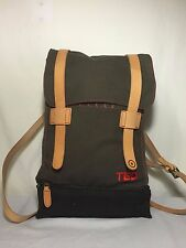 TED2013 SWAG BAG Backpack Convertible Laptop Messenger School Bag NICE EUC