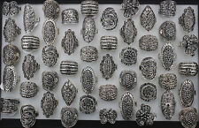 Top Quality Job Lots 45pcs Rhinestone Retro style women's rings Free P&P