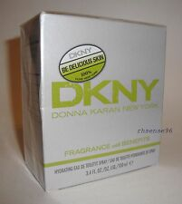 DONNA KARAN DKNY BE DELICIOUS SKIN PERFUME HYDRATING EDT SPRAY 3.4 OZ 100 ML NIB