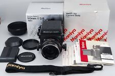 【Exc++++】 Mamiya RB67 Pro SD 6x7 w/ 90mm f3.8 & 120 film in Box from Japan 227