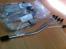 MINI SAS TO 4 SATA and control cable Supermicro  CBL-0118L-03 ,ORIGINAL ONE