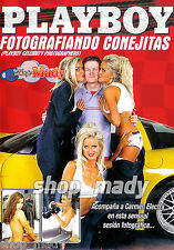 Playboy Celebrity Photographers -  Fotografiando Conejitas Subtitled in Spanish
