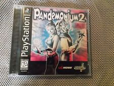 Pandemonium 2 (Sony PlayStation 1, 1997)  COMPLETE