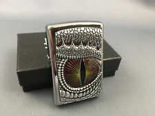 ZIPPO Dragon Eye Emblem lighter - collectible item