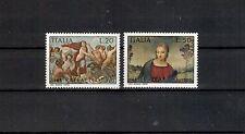 Italien Michelnummer 1305 - 1306 postfrisch (Kunst 447 )