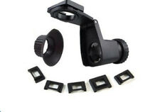 2.3x View finder Viewfinder Magnifier for Canon 450D 5D III Nikon D90 D3100