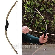 For Children/Kid Archery Role Play 3 Arrows & Quiver & Wooden Bow Set/Kit