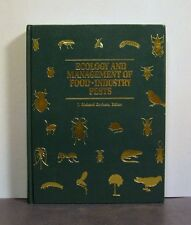 Ecology and Management of Food-Industry Pests, An AOAC Publication