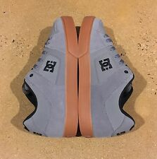 DC Pure Size 12 US Grey Gum BMX MOTO Skate Shoes Sneakers