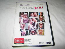 STANDING STILL - JAMES VAN DER BEEK - DVD - REGION 4