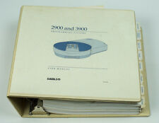 DATA I/O 2900 AND 3900 PROGRAMMING SYSTEMS USER MANUAL FOLDER