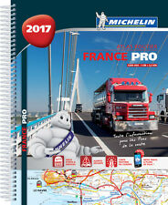 Michelin France Pro Truckers A4 Spiral 2017