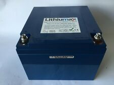 Lithiumax Blue BMS Series 700CCA Lithium Car or Boat Battery, LiFePo4, Ultralite