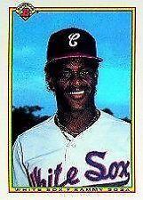 1990 Bowman Sammy Sosa #312 Baseball Card