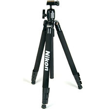 "NEW Genuine Nikon SLR Tripod (65"") w/ Ball Head & Case for SLR DSLR Camera"