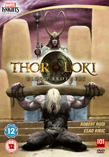 DVD:THOR AND LOKI - BLOOD BROTHERS - NEW Region 2 UK
