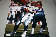DALLAS COWBOYS TROY AIKMAN UNSIGNED 16x20 PHOTO POSE 1