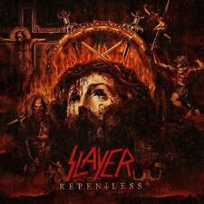 Slayer - Repentless CD 2015 jewel case thrash Nuclear Blast press