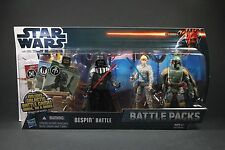 STAR WARS DISCOVER THE FORCE BESPIN BATTLE PACK