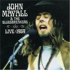 John Mayall & the Bluesbreakers - Live 1969 (2004)  2CD NEW/SEALED  SPEEDYPOST