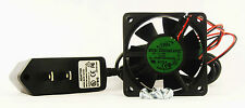 60mm 25mm New Case Fan Kit 110V 115V 120V AC 17CFM Sleeve Brg 1840*