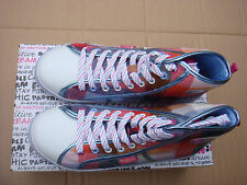 brand new womens Ice Plaid Pastry CANDY RUSH mid trainers UK size 5