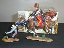 KING AND COUNTRY CRW24SL 11TH HUSSARS THE RESCUE METAL TOY SOLDIER FIGURE SET