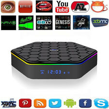 T95Z plus Octa Core Android 6.0 Smart TV BOX XBMC 16.1 FUlly Loaded 4K Movies 3D