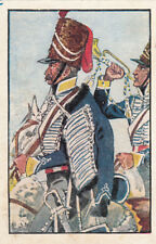Hannover Legion Cavalry Artillerie Deutsches Heer Germany Uniform IMAGE CARD 30s