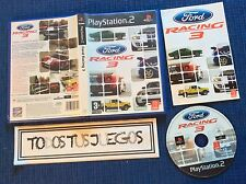 Ford Racing 3 Play Station 2 BUENA CONDICIO
