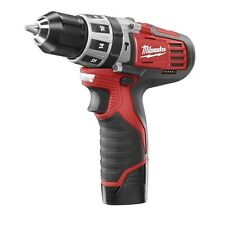 Milwaukee 2497-22 M12 Cordless Hammer Drill & Impact Driver 2-Tool Kit