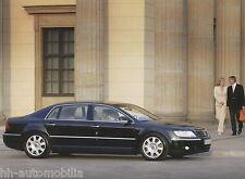 Originales Pressefoto VW Phaeton lang 9 03 press photo 24x17,8 cm Nr 13 2003 Pkw