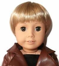 """American Girl Boy Doll Custom Wig Size 10-11"""""""