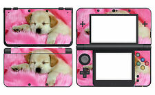 Lovely Dog 237 Vinyl Decal Skin Sticker Cover for Nintendo New 3DS 2015