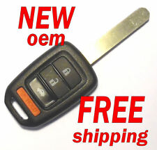 GENUINE OEM 2013 2014 2015 HONDA ACCORD 4B KEYLESS REMOTE HEAD KEY 35118-T2A-A20
