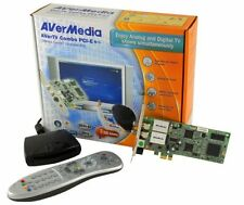 AverMedia AverTV PCI-E Card TV Tuner for PC for HDTV