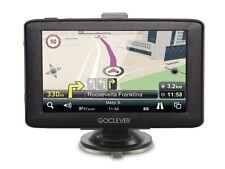 GoClever Navio 430 Navigationssystem mit Europa Karte 4,3 Zoll Navi Navigation