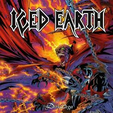ICED EARTH - THE DARK SAGA (RE-ISSUE 2015)  CD NEU