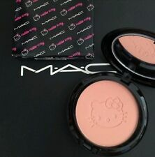 BNIB Authentic MAC HELLO KITTY Beauty Powder TAHITIAN SAND Peach Blush Highlight