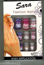 12 FAUX ONGLES//CAPSULE//FRENCH.MANUCURE//SOIREE.FETE.MARIAGE//RéF.S3
