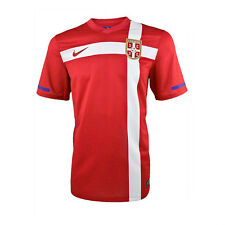 Lot of 5 -Serbia/Srbija Nike Dri-Fit Official National Soccer Team Jersey Size M