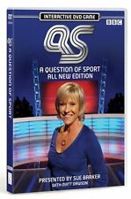 A QUESTION OF SPORT DVD BBC Interactive Sport Game Sure Barker Sealed UK Release
