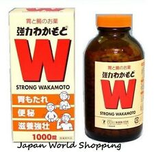 WAKAMOTO Strong Wakamoto 1000 tablets - Stomach Well being FREE SHIPPING