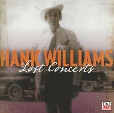 The Lost Concerts von Hank Williams (2012), Neuware, CD