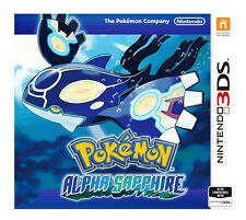 Pokemon: Alpha Sapphire (Nintendo 3DS, 2014)CHEAP PRICE FREE POSTAGE