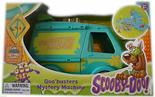 Scooby Doo Goo Busters Mystery Machine Playset Toy Inc Goo Pod New Age 3+