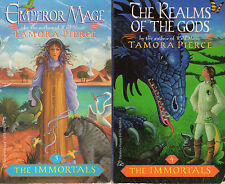 Complete Set Series - Lot of 4 The Immortals books by Tamora Pierce (Fantasy)