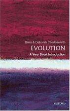 Very Short Introductions: Evolution by Brian Charlesworth and Deborah...