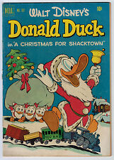 DONALD DUCK FOUR COLOR #367 2.0 CARL BARKS OFF-WHITE PAGES GOLDEN AGE
