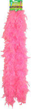 FEATHER BOA FANCY DRESS COSTUME ACCESSORY DANCER/HEN/BURLESQUE/SHOWGIRL PARTY